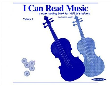 i can read music violin 1