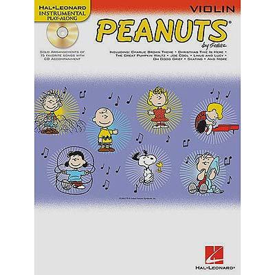 peanuts violin